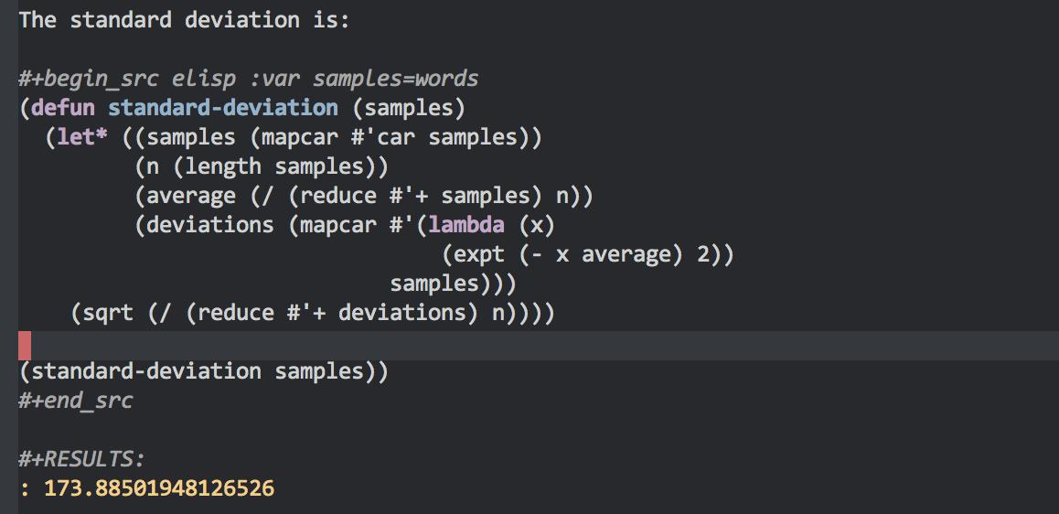 defblog exordium) · Emacs and Lisp musings